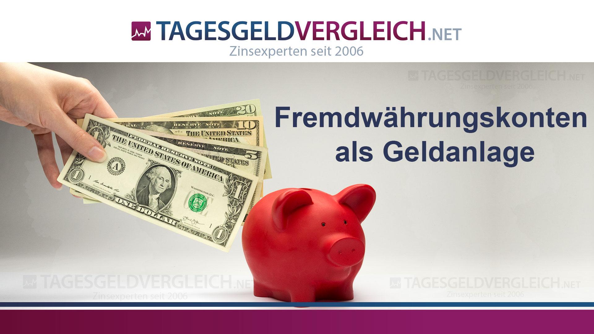 Fremdwährungskonto Vergleich 04 2019 Bis Zu 325 Zinsen Mit Us