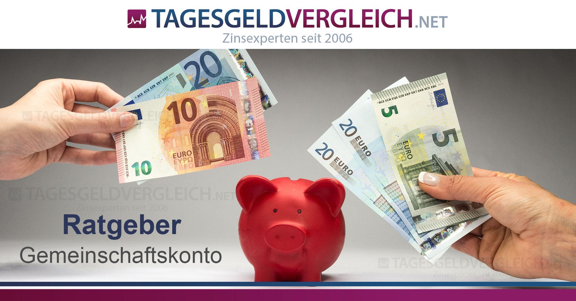 Tagesgeldkonto Als Gemeinschaftskonto Führen
