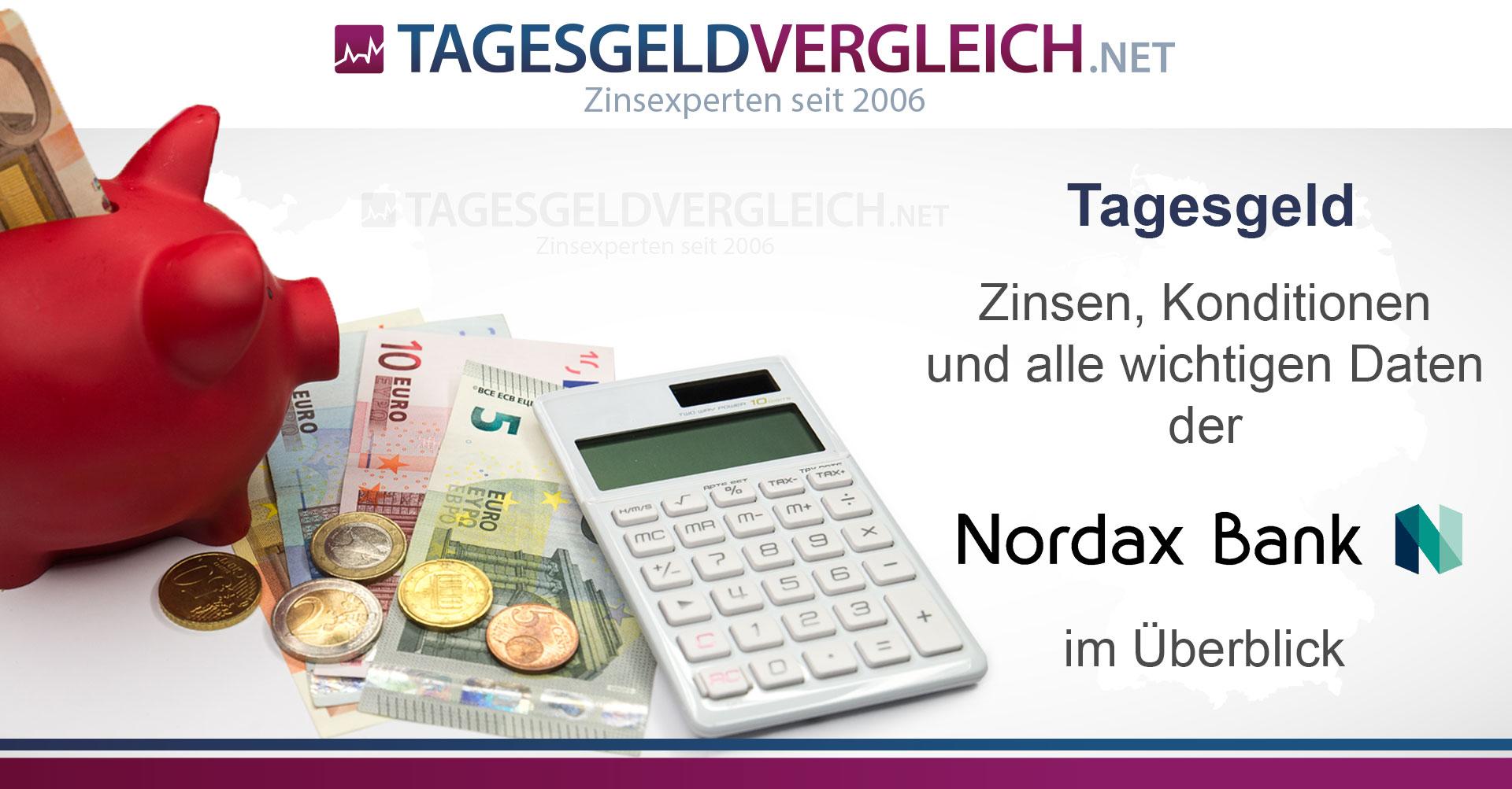 Nordax Bank Tagesgeld Im Test